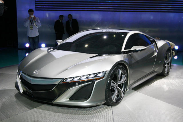 acura is the just needed car halo that new nsx brand carscoops